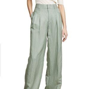 The script sofie style pants